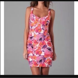Nanette Lepore floral dress!